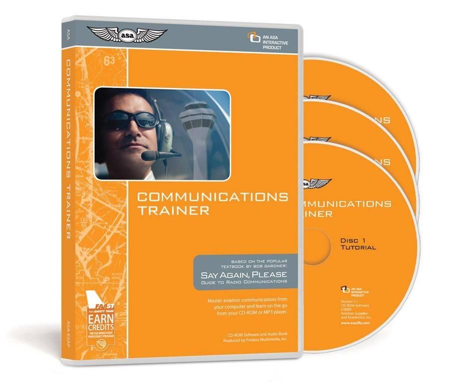ASA COMMUNICATIONS TRAINER: SAY AGAIN PLEASE