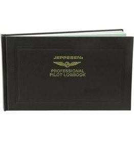 JEPPESEN Jeppesen Professional Log Book