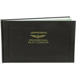 JEPPESEN Professional Log Book