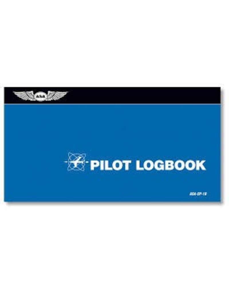 ASA SP-10 PLT FIRST LOGBOOK