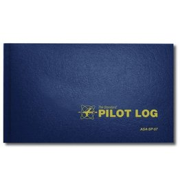 ASA SP-57 Blue Logbook