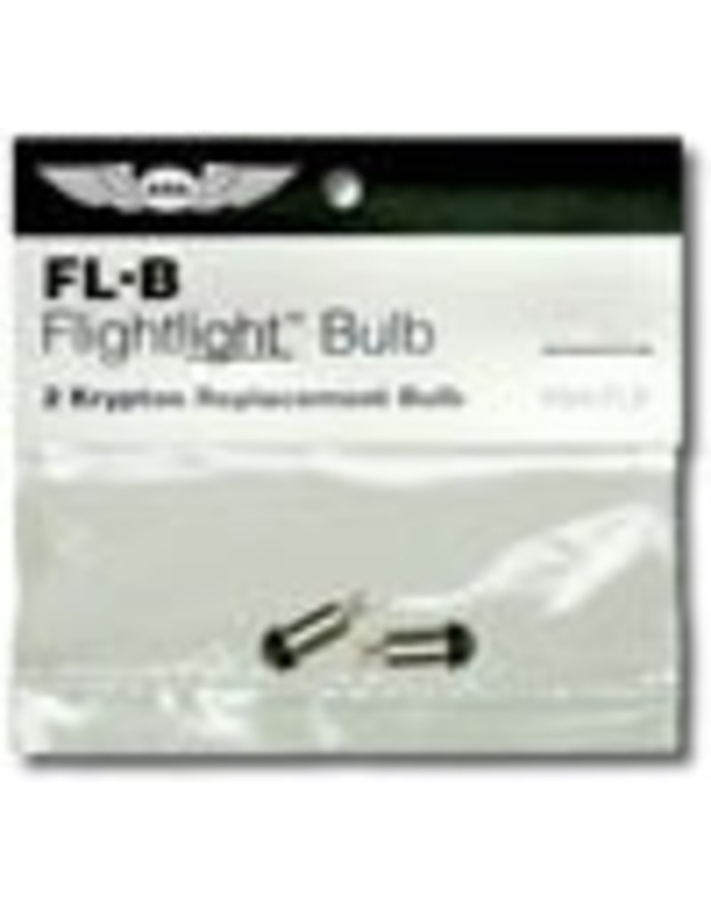 ASA Flightlight Bulbs