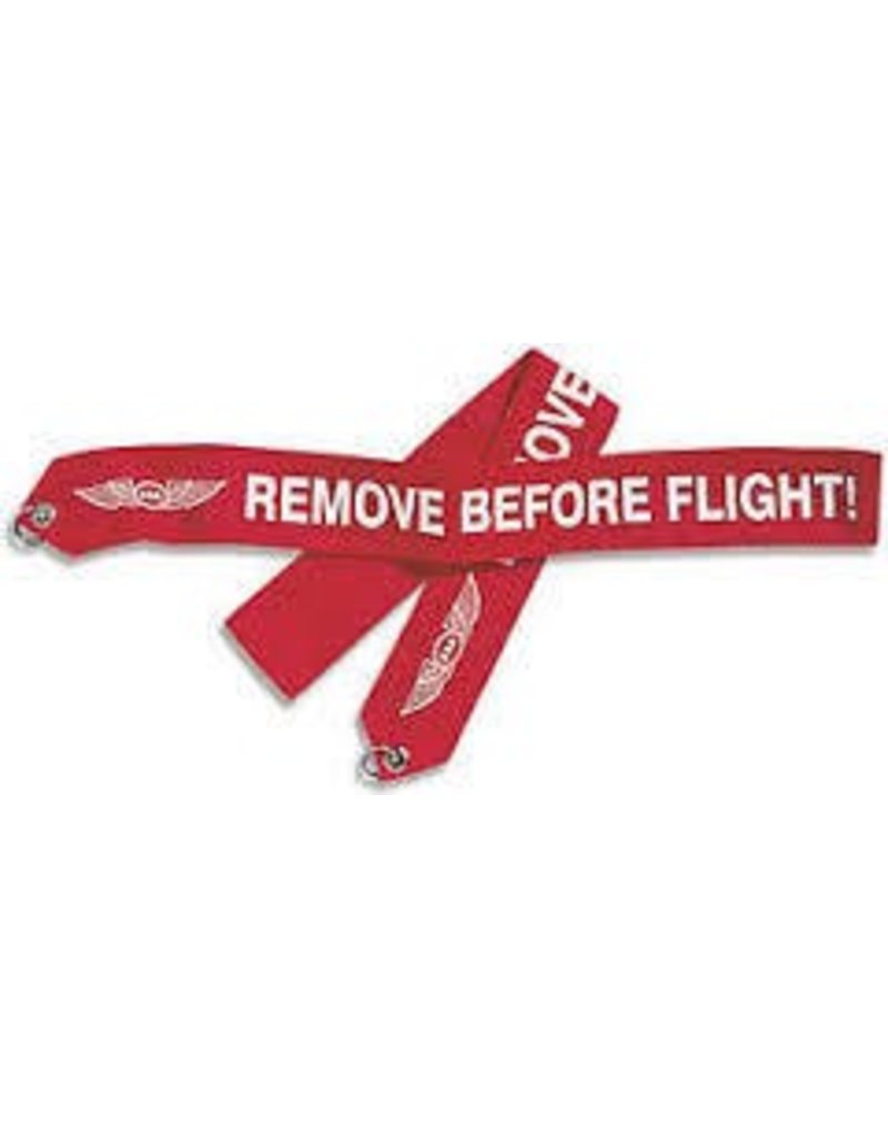 ASA Remove Before Flight Banner