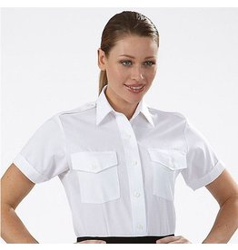 VAN HEUSEN LADIES AVIATOR STYLE SHIRT