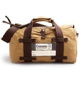 RED CANOE CESSNA STOW BAG (TAN)