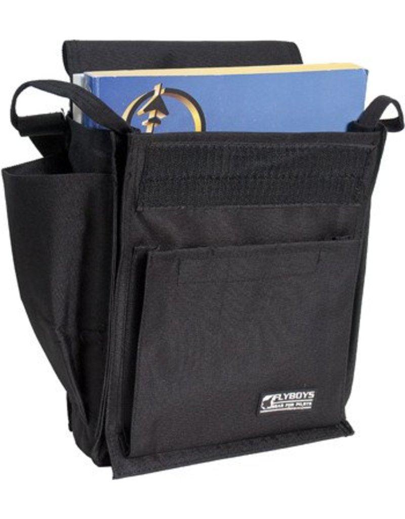 MISSION PUBS BAG (BLACK)