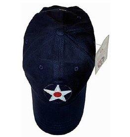 RED CANOE US Roundel Cap - Navy