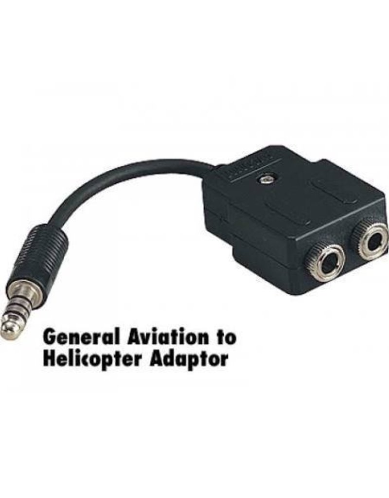 AVCOMM Adaptor - General to Helicopter P2-004
