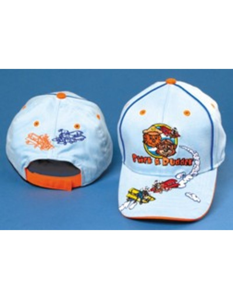 Stick & Rudder Embroidered Youth Hat
