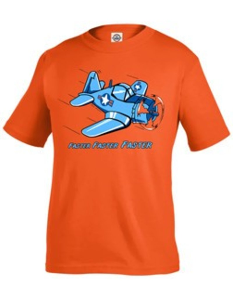 FASTER FASTER FASTER Toddler Shirt