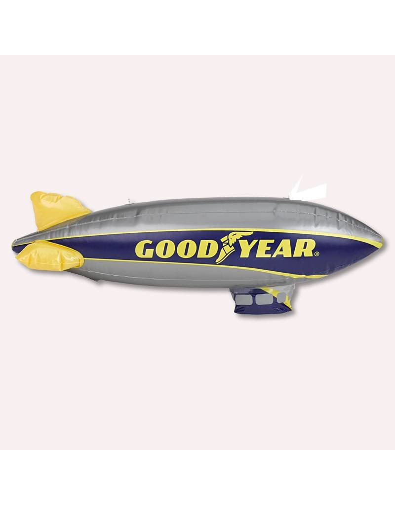 GOODYEAR LARGE INFLATABLE BLIMP 33""