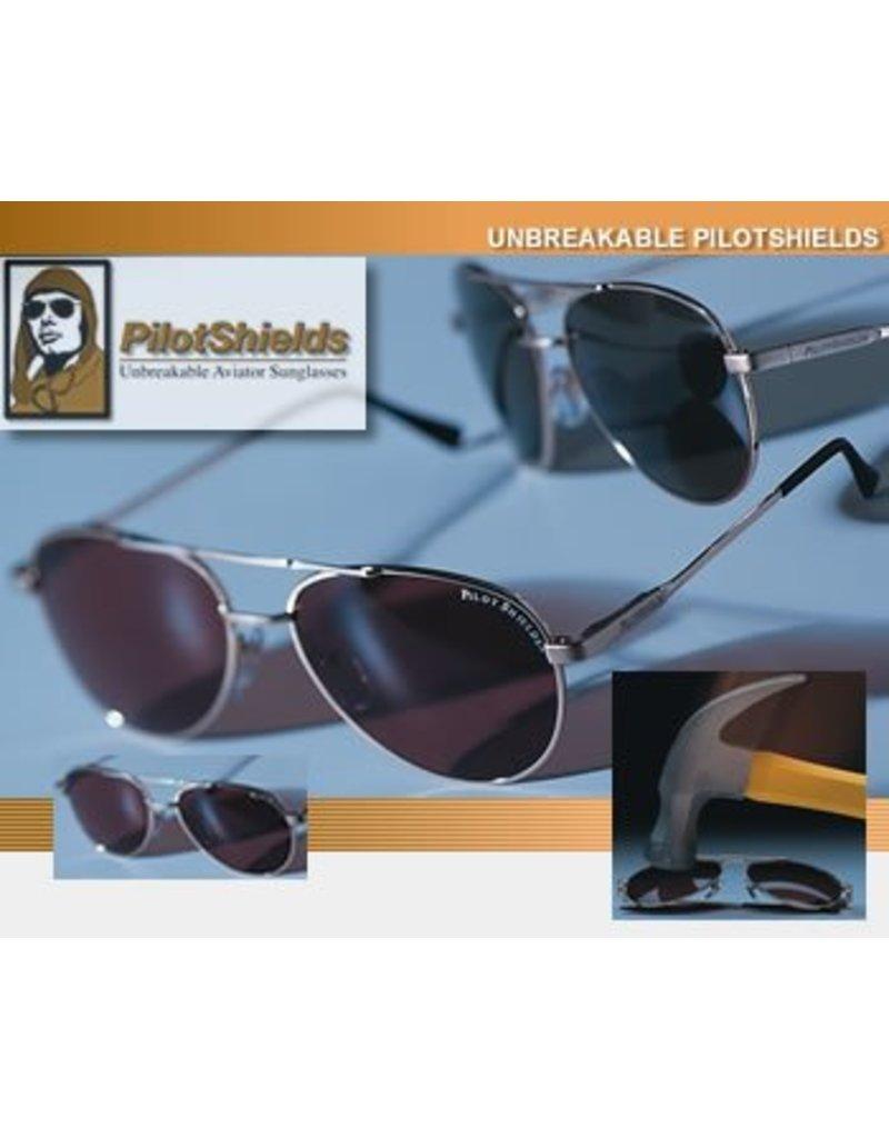 PilotShields Pro Sunglasses, Bronze