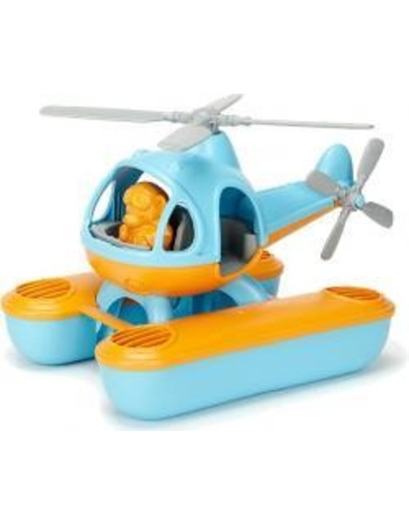 Green Toys Green Toys Seacopter Blue Top