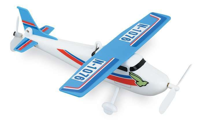 Flying Airplane, Cessna 172 Skyhawk