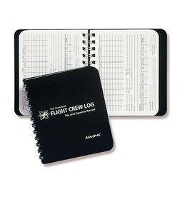 ASA Flight Crew Logbook
