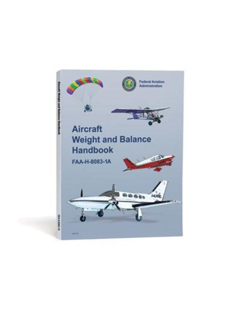 ASA FAA Aircraft Weight and Balance Handbook