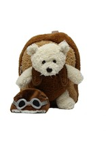 Aviator Bear Backpack