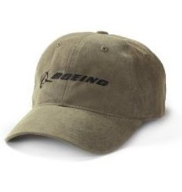 Boeing Executive Signature Hat (Mocha)