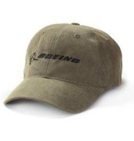 Boeing Executive Signature Hat (Mocha)