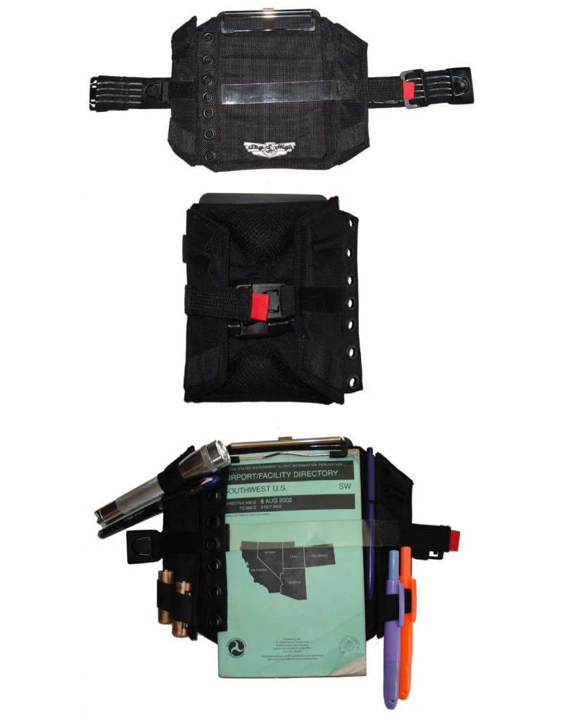 KNEEBOARD, STRATO, BLACK