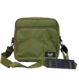 FARO FARO, PREMIUM LUXURY HEADSET BAG, GREEN