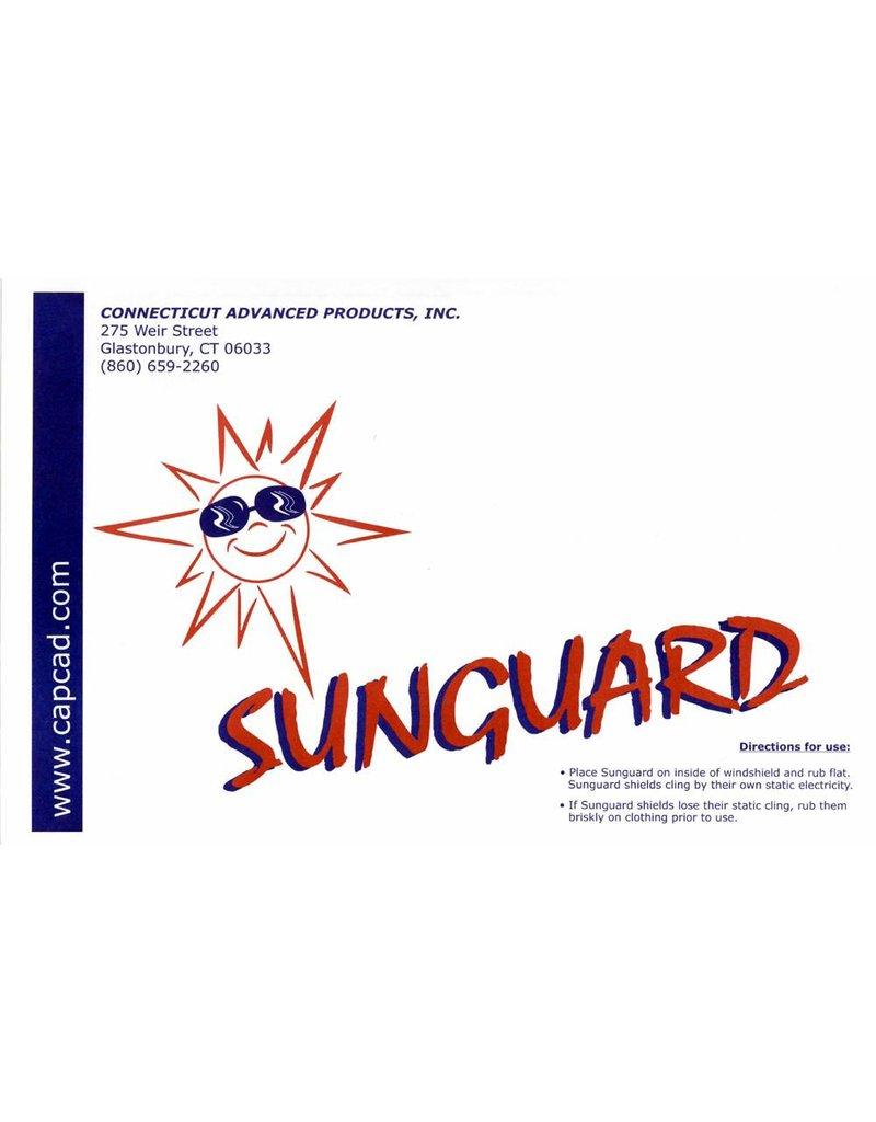 SUNGUARD SLAP-ON SUN VISOR, LARGE