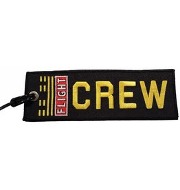 AV8R CREW Tag, Embroidered