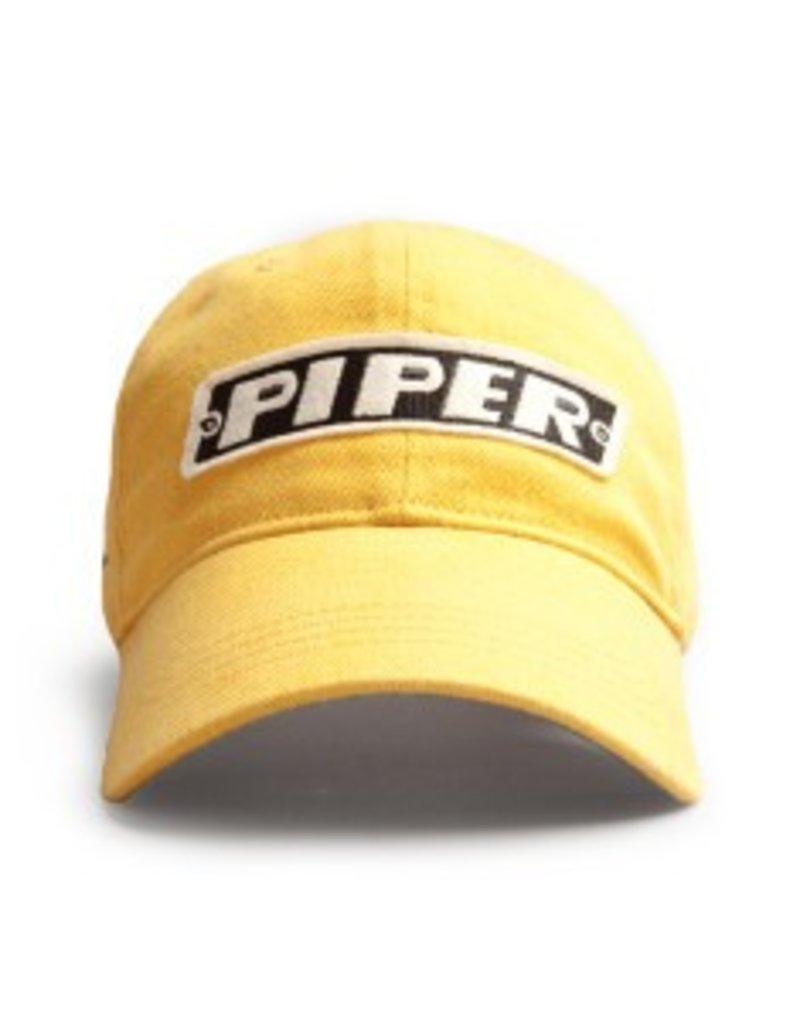 RED CANOE PIPER CAP - Burnt Yellow