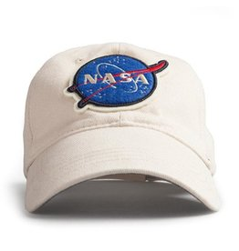 RED CANOE KIDS NASA CAP