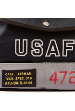 RED CANOE USAF Shoulder Bag - Navy