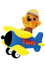 Stick and Stearman Plush