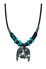 AIRPLANE WITH WINGS Necklace