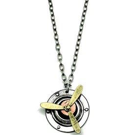Steam Punk Prop Necklace (assorted colors)