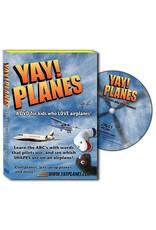 Yay! Planes DVD