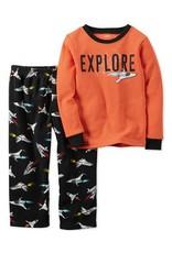 Carter's Explore Pajamas Size 8