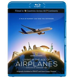 Living In the Age of Airplanes, DVD, BLU-RAY