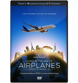 Living In the Age of Airplanes, DVD