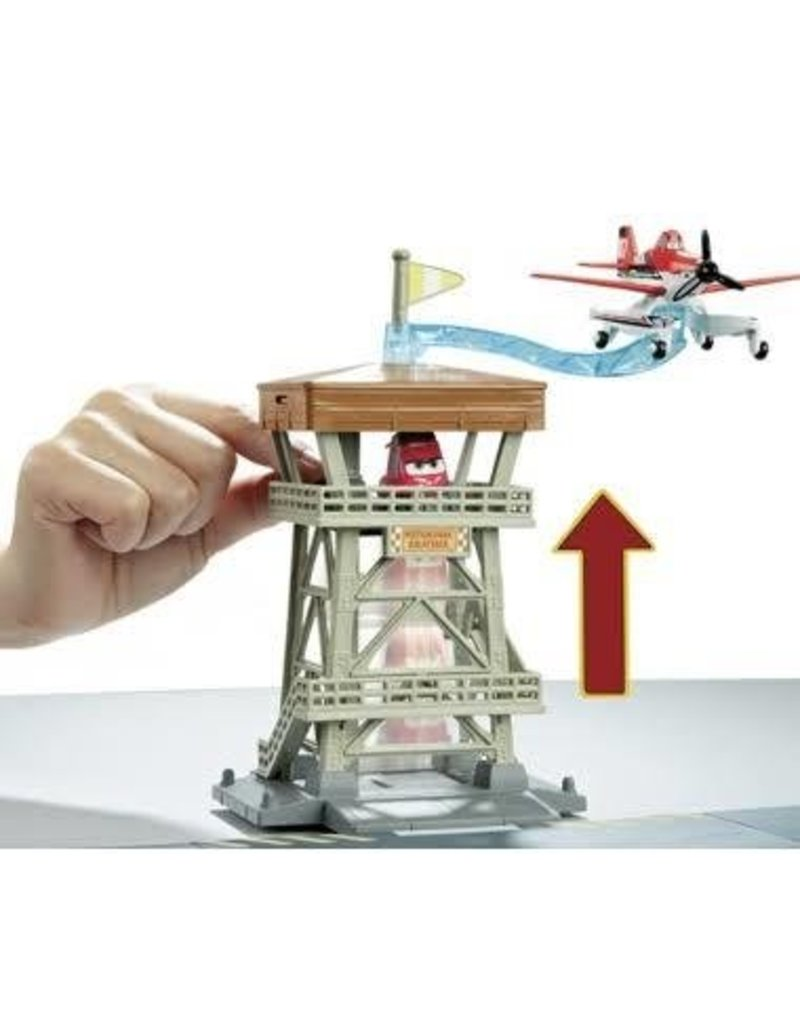 Disney Planes: Fire & Rescue Control Tower Playset