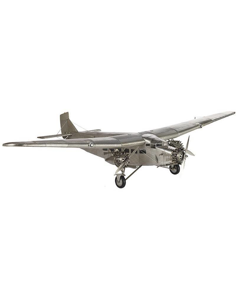 Ford Trimotor Model Airplane