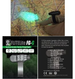 Flite Finger Light - Green