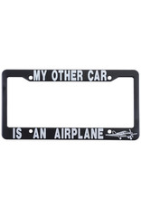 MY OTHER CAR LICENSE FRAME