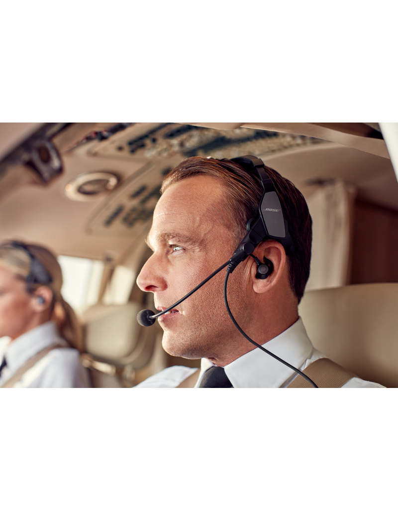 BOSE ProFlight Series 2 Aviation Headset with Bluetooth Connectivity