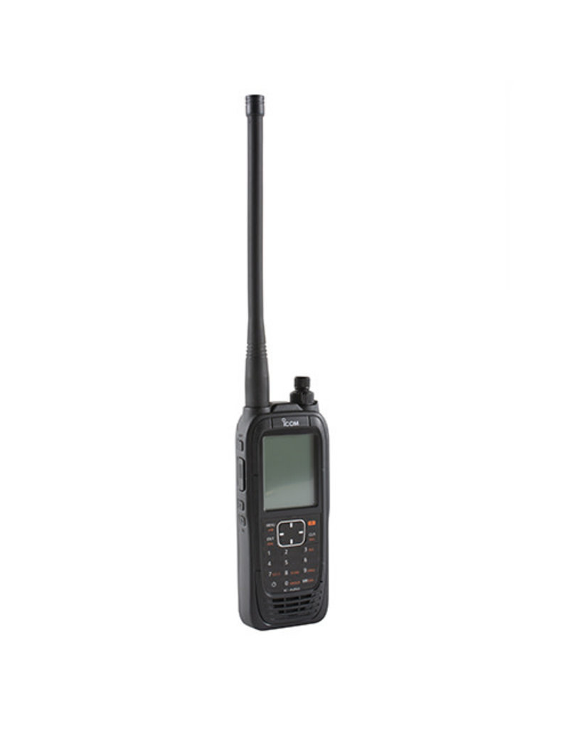 ICOM IC-A25C VHF Airband Handheld | Comm only, Sport