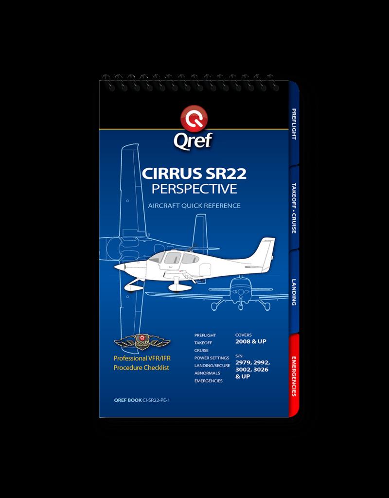 QREF CIRRUS SR22 PERSPECTIVE MULTI-PAGE CHECKLIST