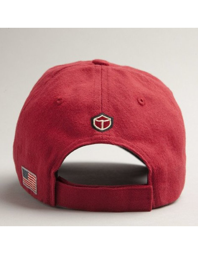 RED CANOE Cessna Plane Cap - Heritage Red