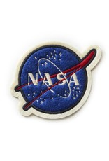 RED CANOE NASA PATCH