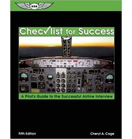 ASA CHECKLIST FOR SUCCESS By Cheryl A. Cage (Fifth Edition)