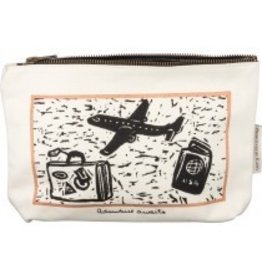 Adventure Awaits Zipper Pouch Travel
