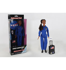 ASTRONAUT DOLL, NASA, AFRICAN AMERICAN