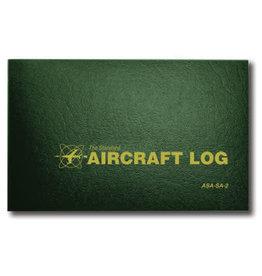 ASA THE STANDARD® Aircraft Log (Hardcover)